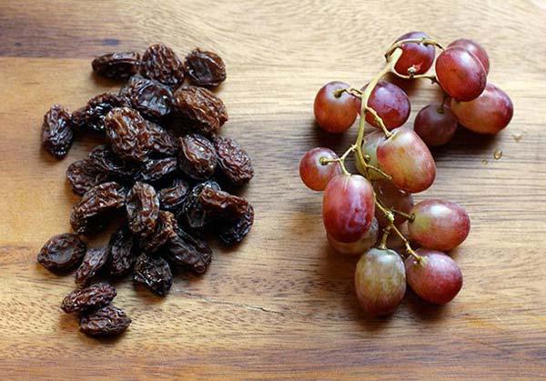 روش خشک کردن انگور و تهیه کشمش خانگی تازه و خوشمزه
