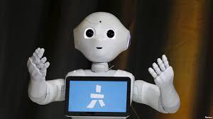 ربات کارمند!!