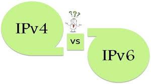 تفاوت IP ورژن 4 با IP ورژن 6 چیست؟