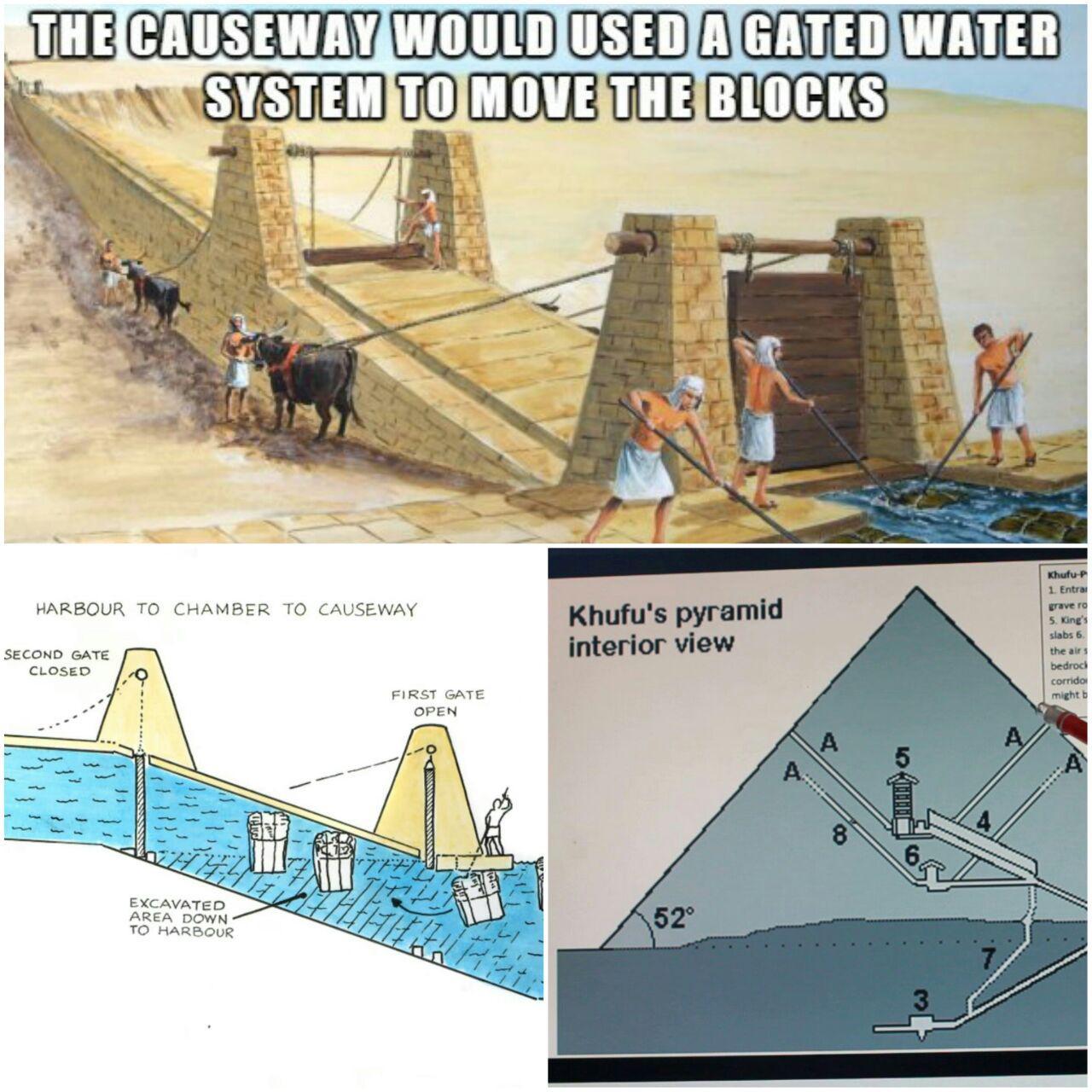 مصر مهد مهندسان واقعی