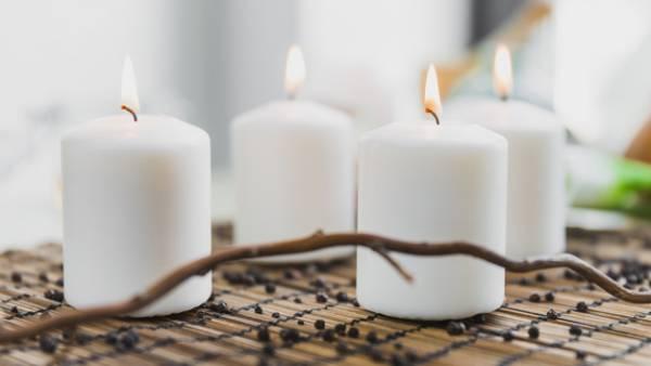 ساده ترین روش درست کردن شمع