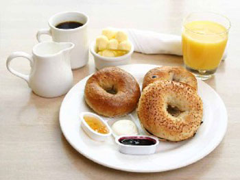 صبحانه بخوریم و لاغر شویم