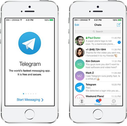اپل، مجوز آپدیت تلگرام را صادر کرد